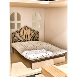 """""""Doll house""""SIZE """"peacock bed"""