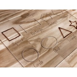"""""""TRACE & WIPE"""" boards"""