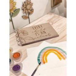 """ART BOOK"" A 4"