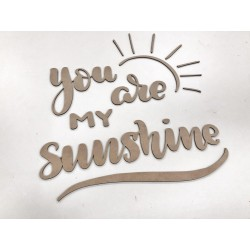 """YOU ARE MY SUNSHINE"" -..."