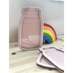 """BABY PINK"" reward jar"