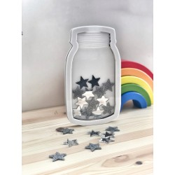"""WHITE"" REWARD JAR"