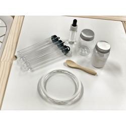 test tubes - plastic