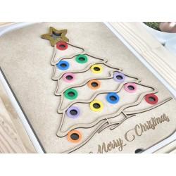 CHRISTMAS TREE FLISAT/...