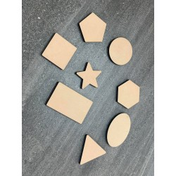 3M SMALL SHAPES